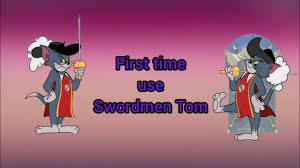 Tom and Jerry Chase (CN) - Swordsmen Tom Gameplay - YouTube
