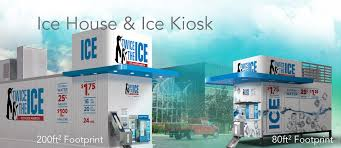 Self Serve Ice Vending Machines Near Me
