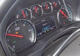 Stabilitrak Light On Silverado 2017 Chevy Silverado 1500 Stabilitrak Error The Fast Lane
