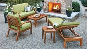 Wood Outdoor Furniture And Patio Furniture