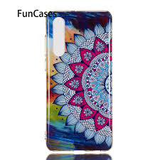 Unicorn Phone Shell For <b>coque Huawei</b> P30 Geometric Casa <b>Soft</b> ...