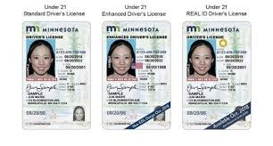 For Those Minnesota Startribune com New Are Vertical Drivers' Licenses 21 - Under