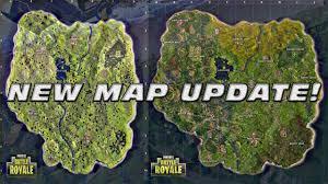 FORTNITE NEW MAP UPDATE (Fortnite ...