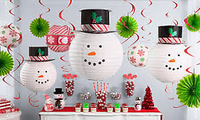Christmas Decorations Huggies