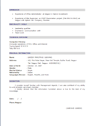 Resume Samples For Mba Freshers Free Download Resume Ixiplay Free