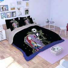 jack skellington bed set jack and sally bedding sets 3 jack and sally bedding sets