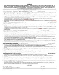 Amazing Capital Market Business Analyst Resume Photos - Simple .