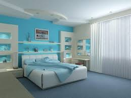 Ocean Blue Paint Bedroom Lovely Images Of Cool Bedrooms For Teenagers Ideas  Surprising Teenage Bedroom Decoration . Ocean Blue Paint Bedroom ...
