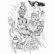 Leuk Voor Kids Drie Koningen Kleurplaten