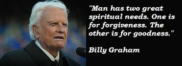 Billy Graham Quotes. QuotesGram via Relatably.com