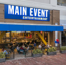 Min Event Main Event Entertainment Pointe Orlando Party Partners Of
