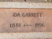 Ida Garrett (c.1881 - 1896) - Genealogy