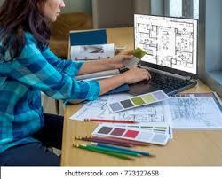Interior Designer Work High Res Stock Images | Shutterstock