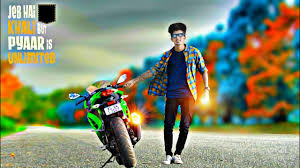 picsart editing bike change photo editing background change hd hindi picsart editing
