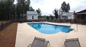 Pioneer Design Statesboro Ga Vinyl Liner Pool Thompson Pools Statesboro Ga Pool