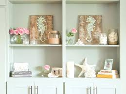 home decor accent pieces fish accents simple voyage fishing boats jade good  coral pale green cupboard . home decor ...