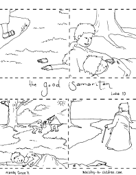 Small Picture Download Coloring Pages Good Samaritan Coloring Page Good