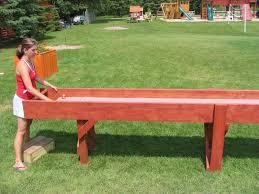 carpet ball table. carpetball, anyone?? carpet ball table