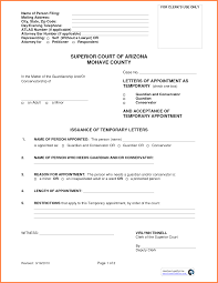 temporary guardianship letters s report template temporary guardianship letters 38602079 png