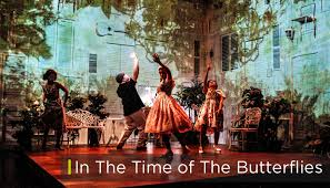 in the time of the butterflies at san diego rep through  ldquoin the time of the butterfliesrdquo at san diego rep through 1 26