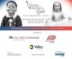 Designer Smile Wayne Nj Voices For Children Gala Casa For Children Passaic County