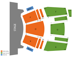 Foxwoods Theater Seating Chart Fox Theater At Foxwoods Resort Casino Seating Chart And Tickets