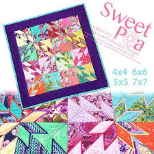 9 best Machine Embroidery Quilt in the hoop images on Pinterest ... & Allison's Star blocks and quilt 4x4 5x5 6x6 7x7 in the hoop machine  embroidery… Adamdwight.com