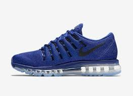 nike running shoes for men blue. air max 2016 nike men running shoes dark blue for