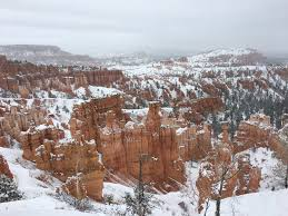 guests of the bryce canyon winter festival will enjoy winter views of the canyon bryce canyon national park utah feb 12 2017 photo by hollie reina