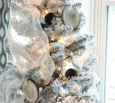the office christmas ornaments. office rustic glam christmas with diy wood slice ornaments decorations crafts seasonal the n