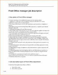 hotel front desk manager job description new new front desk executive job profile beallsrealestate