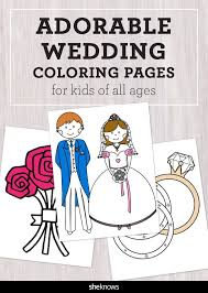 Small Picture Best 20 Wedding coloring pages ideas on Pinterest Kids wedding