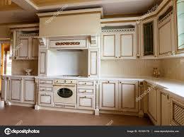 Intérieur De Luxe De Cuisine équipée Moderne Cuisine De Luxe Maison