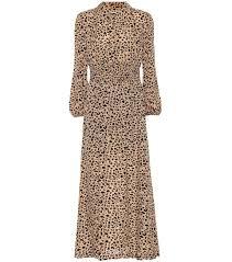Amber Leopard Print Maxi Dress