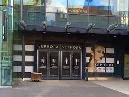 sephora opens largest north american location photos