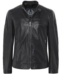 leather a racer jacket