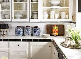 DESIGN ABOVE KITCHEN CABINETS IDEAS FOR DECOR ABOVE KITCHEN