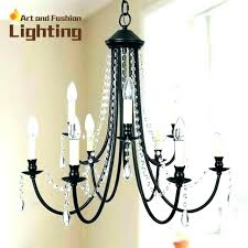 black wrought iron chandelier awesome rod iron chandeliers with crystals or black wrought iron chandelier vintage
