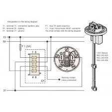 vdo viewline fresh water level kit 4 20ma black 52mm Danforth Rudder Angle Indicator Vdo Rudder Angle Indicator Wiring Diagram #23
