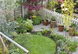 Small Picture Easy Garden Ideas Garden Design Ideas
