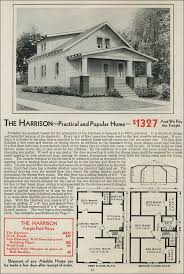 craftsman bungalow house plans 1910