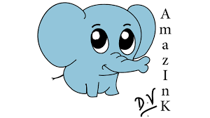 Baby Elephant Drawings Learn How To Draw A Baby Elephant Youtube