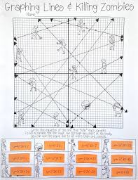 systems of equations solve by graphing algebra worksheet by 1739134