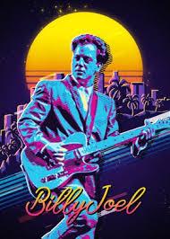 Official billy joel facebook page. Billy Joel Poster Print By Niceandbetter Studio Displate