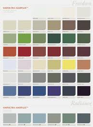 Material Prestige Paint Colour Chart Graphic And Chart