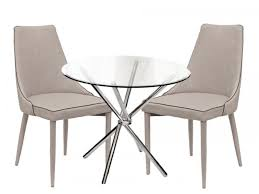 table mesmerizing glass dining set for 4 lg crossed light grey fabric chairs 28 vecelo glass