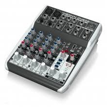 <b>BEHRINGER QX602MP3</b> микшер с MP3 проигрывателем