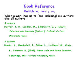 Citing A Quote Apa Delectable Apa Citation Example Multiple Authors Apa Format With Multiple