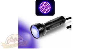Uv Light Nz 51 Led Uv Ultraviolet Light Torch Flashlight