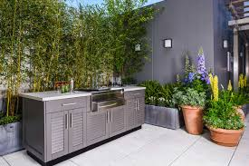 Benefits Of Stainless Steel Outdoor Kitchen Cabinets